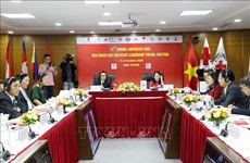 政府副总理武德儋出席第17次东南亚地区红十字会和红新月会领导人会议