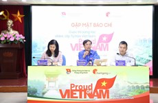 """""""为越南骄傲""""短视频制作大赛正式启动"""