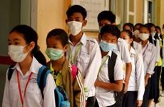 欧盟援柬240万美元重新开放学校