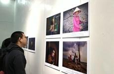 """""""我们想要的未来""""UN75摄影大赛颁奖典礼在河内举行"""