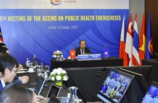 东盟公共卫生协调委员会紧急情况工作组第四次会议召开