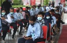 印尼新冠肺炎确诊病例超越菲律宾