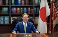 日本首相菅义伟和夫人即将对越南进行正式访问