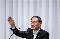 日本对外公布菅义伟首相访问越南和印尼之旅