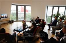 越南企业重视深化与欧盟合作关系