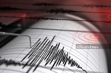 菲律宾和印度尼西亚发生地震