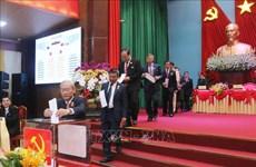 越共同奈、薄辽、平定等省党代会选举产生新一届领导机构