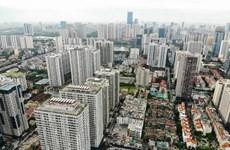 2020年第三季度河内市普通公寓价格上涨3-5%