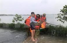 中部地区洪涝和泥石流灾害已致102人死亡 26人失踪
