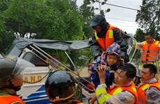 越南政府总理决定发放4000吨大米援助中部灾民