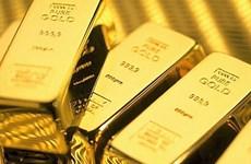 10月20日上午越南国内黄金价格下降5万越盾