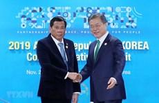 韩国与菲律宾加强国防合作