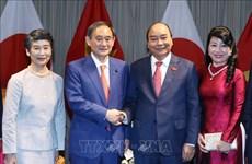 日媒对日本首相菅义伟对越南的正式访问给予高度关注并密集报道
