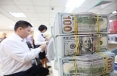 10月20日越盾对美元汇率中间价上调5越盾