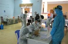 越南新增1例输入病例 累计确诊病例共1141例