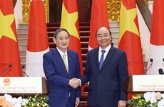 日本与越南保持密切沟通合作 共同抗击新冠肺炎疫情