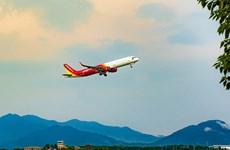 越捷航空向前往中部地区的旅客提供免费改签服务