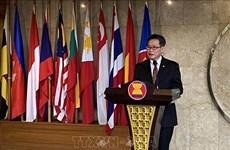 2020年东盟轮值主席年:东盟与相关实体加强合作