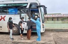 越南新增的3例新冠肺炎确诊病例从俄罗斯和安哥拉回国累计确诊1144例