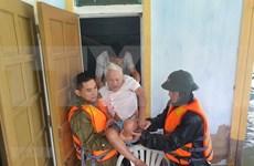 缅甸国务资政就越南中部遭受严重洪涝灾害向越南政府总理阮春福致慰问电