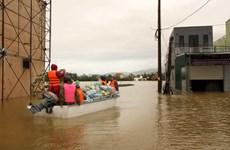 旅居澳大利亚和加拿大越南人积极向中部地区灾民提供援助