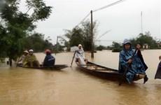 中国国务院总理李克强就越南中部洪涝灾害向政府总理阮春福致慰问电