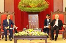 日本首相菅义伟高度评价访问越南和印尼之旅取得的成功