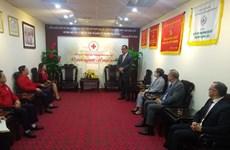 太平洋联盟驻越大使向越南中部地区受灾群众伸出援手
