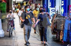 """泰国取消首都曼谷的""""严重""""紧急状态令 菲律宾正在考虑重新迎接外国游客"""
