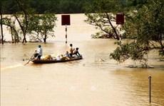越南中部遭洪涝灾害 哈萨克斯坦与巴勒斯坦领导致电表示慰问