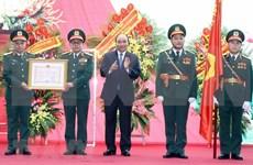 国防情报总局传统日75周年:荣获一级卫国勋章