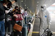 新冠肺炎疫情:越南新增12例输入性确诊病例 入境后立即接受隔离