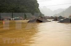 印尼政府就越南中部洪涝灾害向越方政府致慰问电