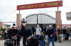 10月24日上午越南无新增新冠肺炎确诊病例