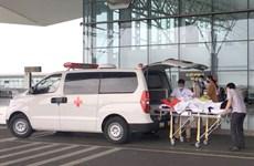 美国驻越大使馆致信感谢越德友谊医院为美国公民提供治疗