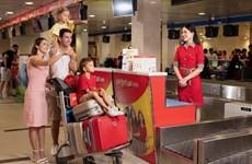 """越捷航空推出机票与托运行李""""双重""""优惠活动"""
