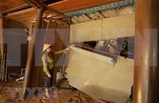 越南中部地区约15万人需要紧急食物援助 700万人需要紧急住所援助