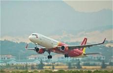 第九号台风逼近  越捷航空继续对往返中部地区的各航班执飞计划进行调整