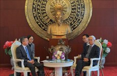 重庆市副市长李波:愿为越南出口农产品创造便利条件