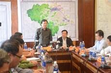 郑廷勇副总理:全力保障人民群众的生命和财产安全