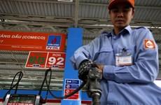 越南RON95汽油零售价下调159越盾