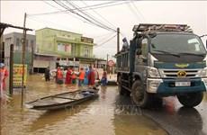 泰国国王和王后就越南中部洪涝灾害向越南领导人致慰问电