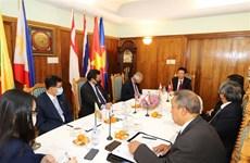 2020东盟主席年:东盟各国驻南非大使高度评价越南的作用