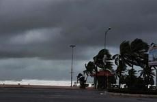 水文气象总局:第九号台风来势汹汹 影响时间长 范围广 非常危险