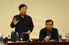 郑廷勇副总理:全力开展台风抢险救灾工作