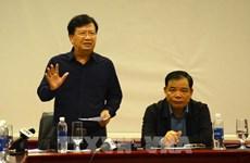 郑廷勇副总理:立即开展台风过后5项紧迫任务