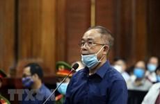 原胡志明市人民委员会副主席阮成才继续被追诉