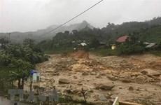 联合国秘书长就越南中部洪灾和泥石流灾害致慰问电