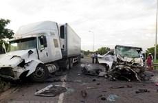 2020年前10个月越南交通事故起数同比下降18.23%