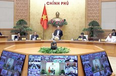 阮春福:各地领导要加大ODA资金拨付工作的监督力度